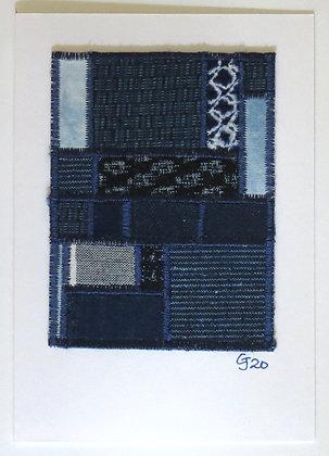 JG Textile Art Cart 03