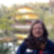 Janice Gunner at Kinkakuji.jpg