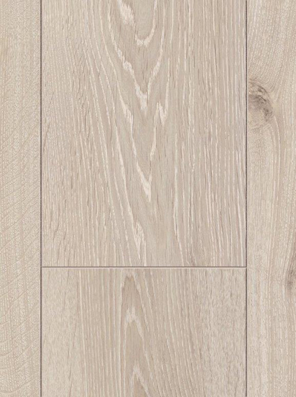 Oak Castell White Varnished 4V