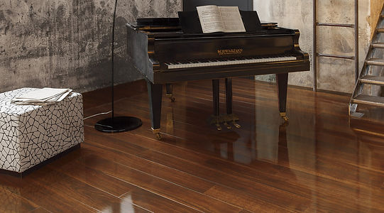 Kaindl Glossy Brillo laminate flooring
