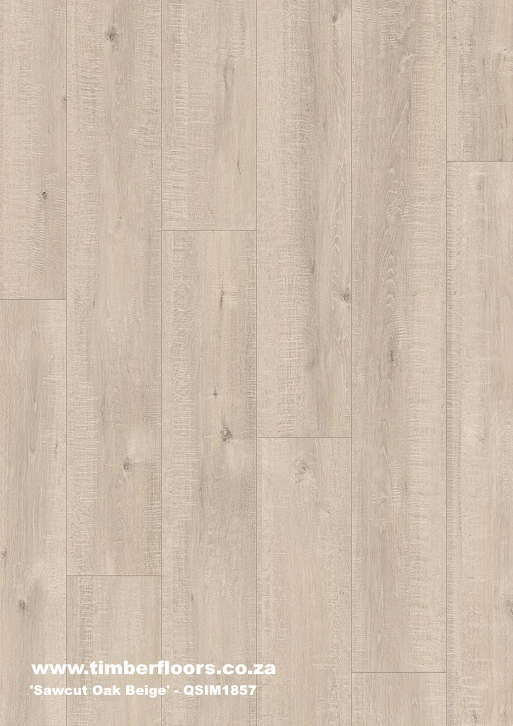 Sawcut Oak Beige Top