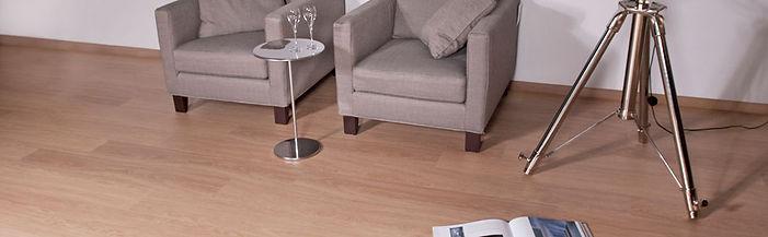 LOC Floor Authentic Classic Oak White Varnished