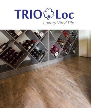 Trioloc vinyl flooring