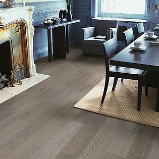 Quick Step Palazzo Old Grey Oak Mat Real wooden Flooring