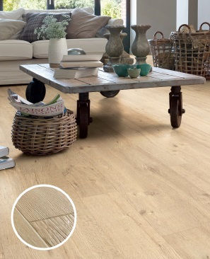 Quick Step Impressive Soft Oak Light Laminated flooring