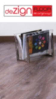 DeZign vinyl flooring