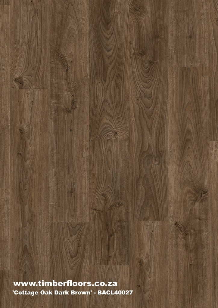 Cottage Oak Dark Brown Top