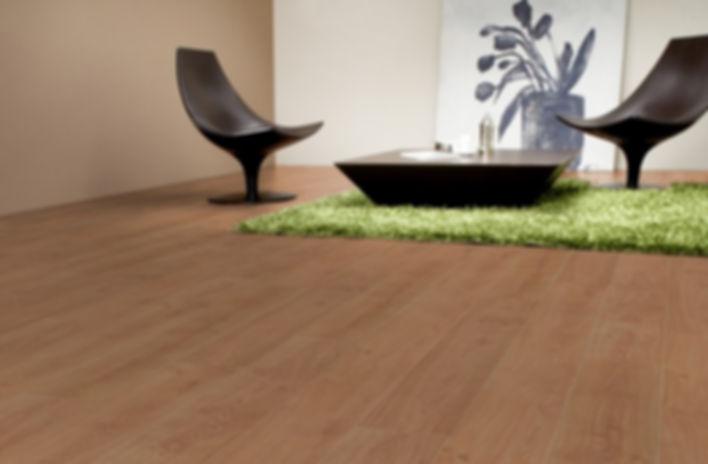 Kaindl Classic Cherry laminate flooring