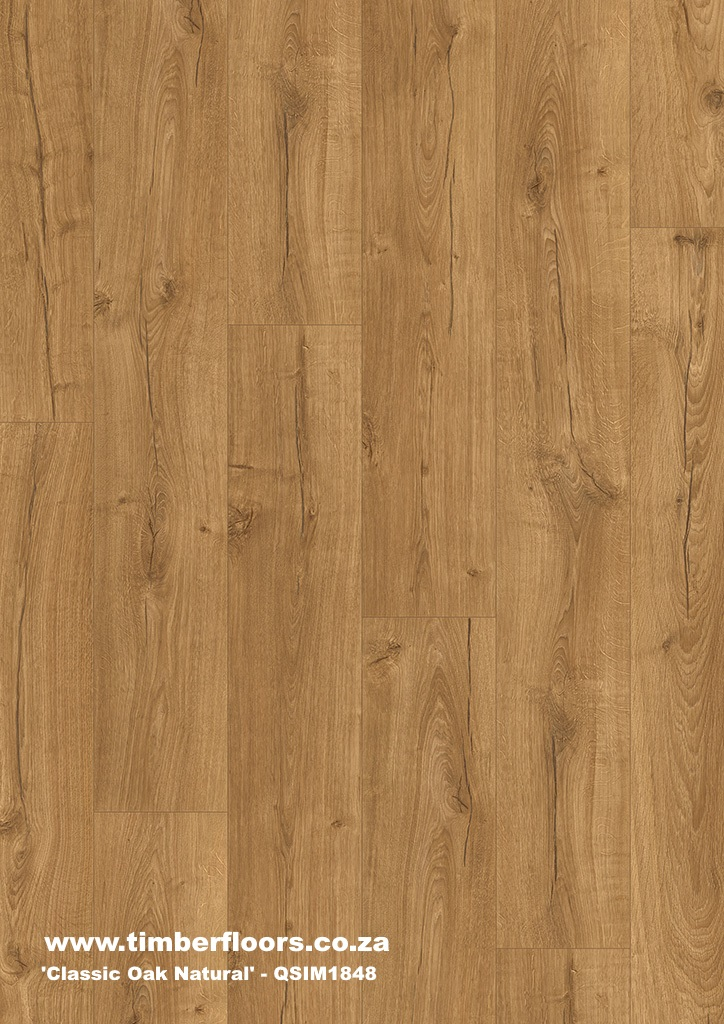 Classic Oak Natural Top