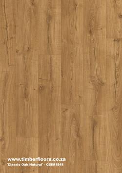 Classic Oak Natural Top
