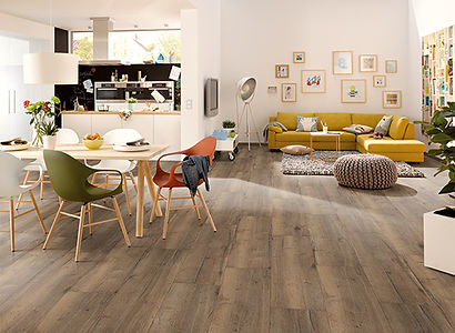 Egger Kingsize laminate flooring