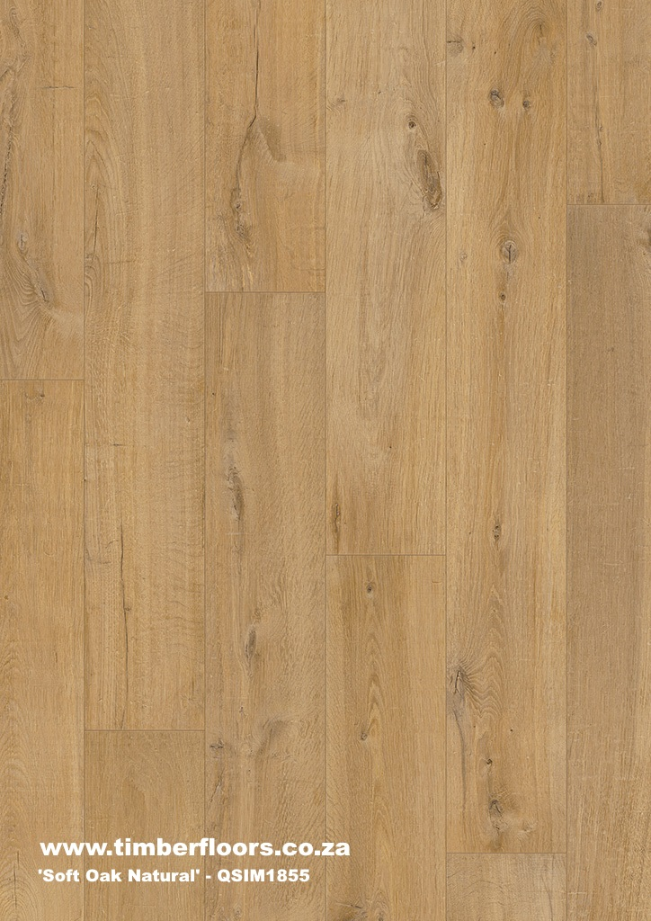 Soft Oak Natural Top