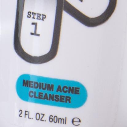 Medium Acne Cleanser
