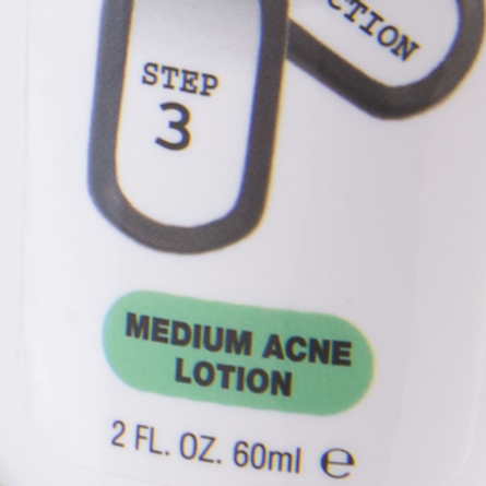 Medium Acne Lotion