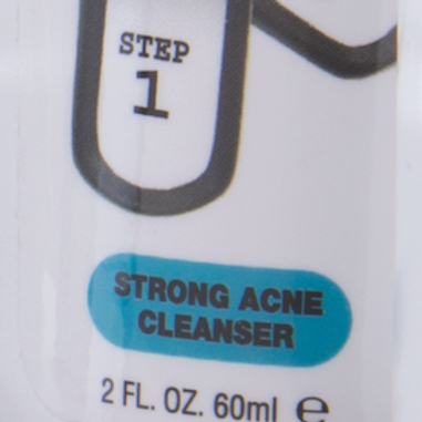 Strong Acne Cleanser