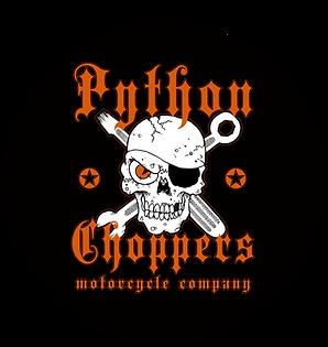 Python Choppers Logo