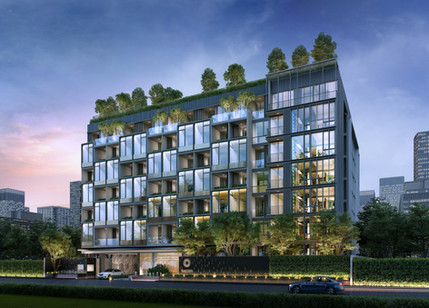 WALDEN THONGLOR 8 by PAON Architects
