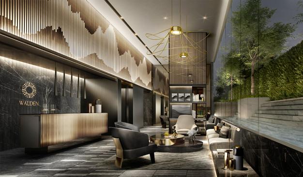 Walden Sukhumvit 39 by PAON Architects