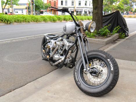 #71 Harley Davidson