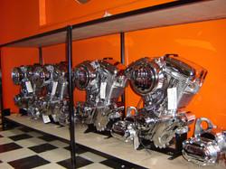 Python Choppers Showroom 057