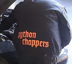 Python Choppers Maggie Kolev