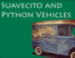 Suavecito Python Vehicles