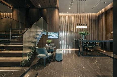 Walden Sukhumvit 39 Sales Gallery by PAON Architects