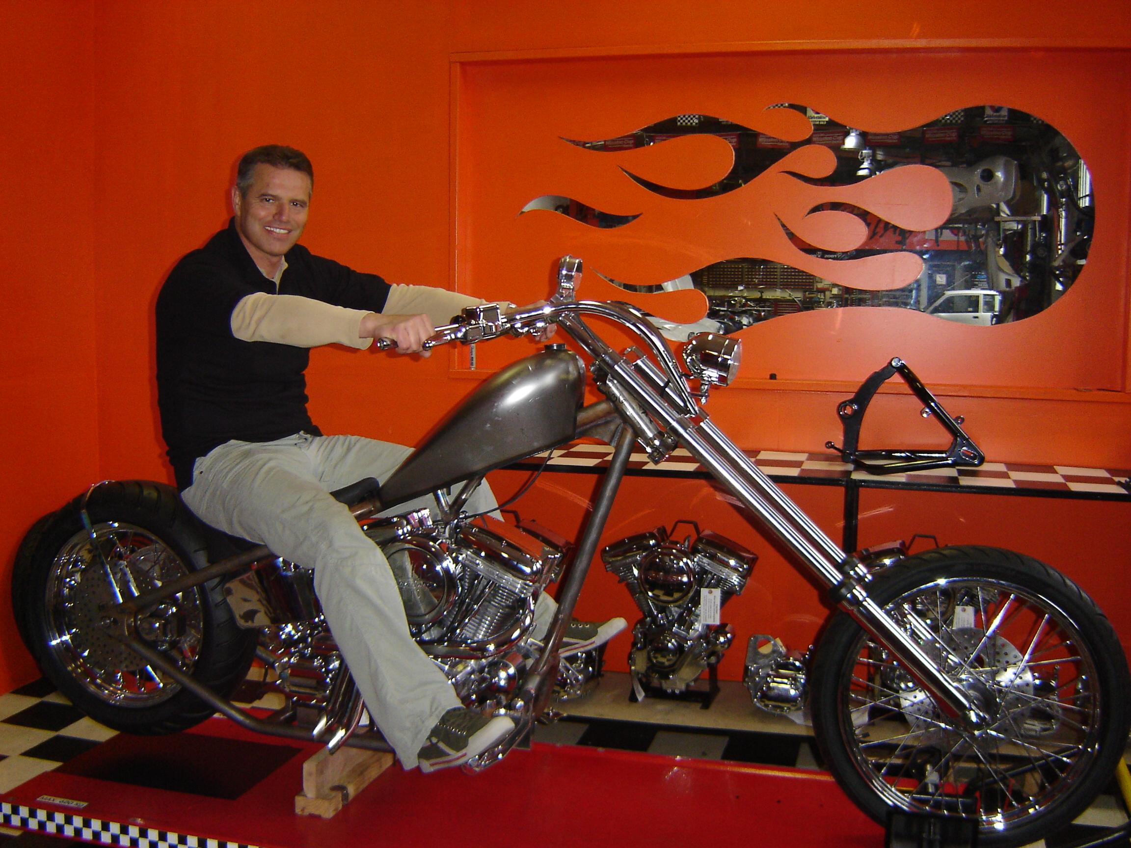Python Choppers - bike gallery
