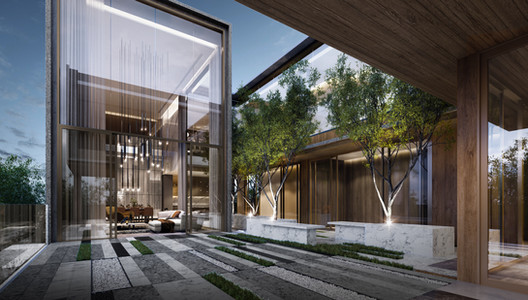 Ladprao Private Residence by PAON ARCHITECTS