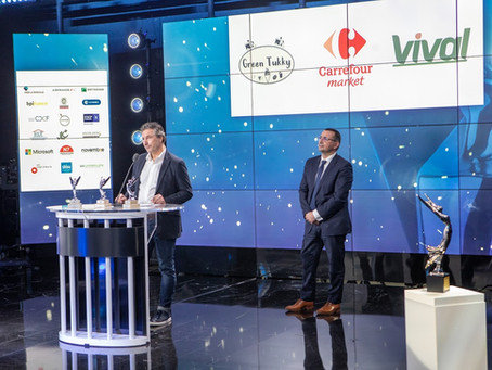 GREEN TUKKY® recoit le prix de la Responsabilite Environnementale IREF 2020