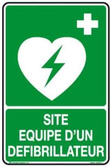 Green Tukky defibrillateur