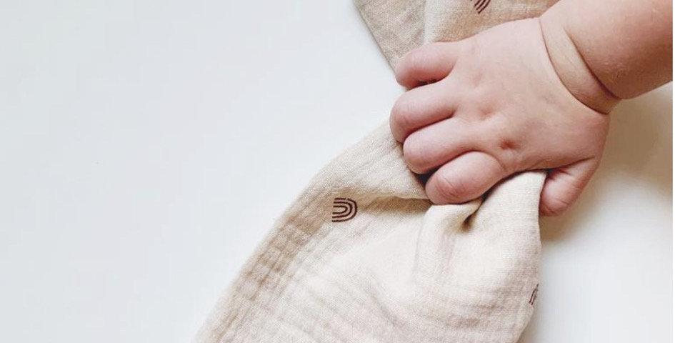 Muslin Soother,Burp Cloth