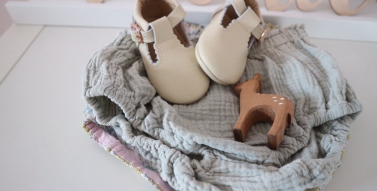 SUMMER COLLECTION BABY SHOES