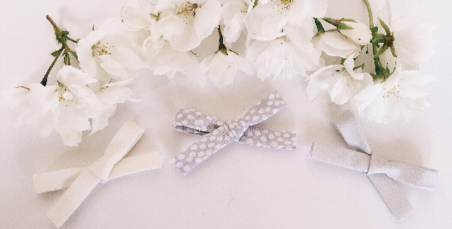 COTTON BOW - NEUTRAL COLLECTION