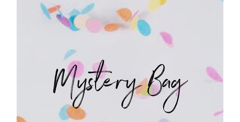 Mystery bag 5 bows for £10