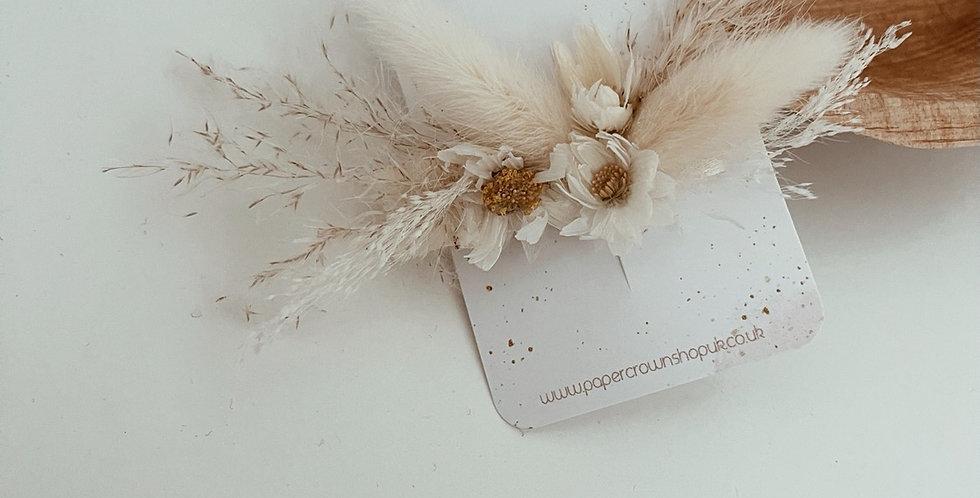 Dried Flower Clip