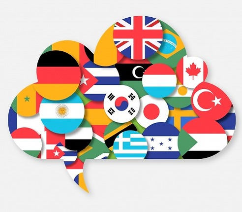 speech-bubble-composition-with-flags_23-