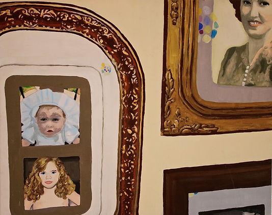 Julia Vericella Painting art