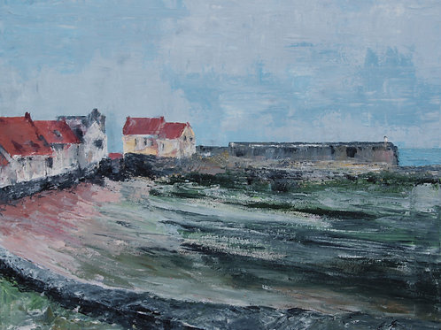 'West Shore : Pittenweem'