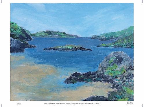 'Knockvologan : Isle of Mull'