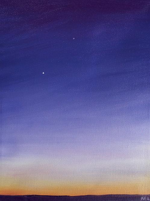 Venus (Oil on Board : 26cmx30cm)