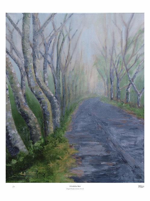 A Yorkshire Mist (45cmx55cm)