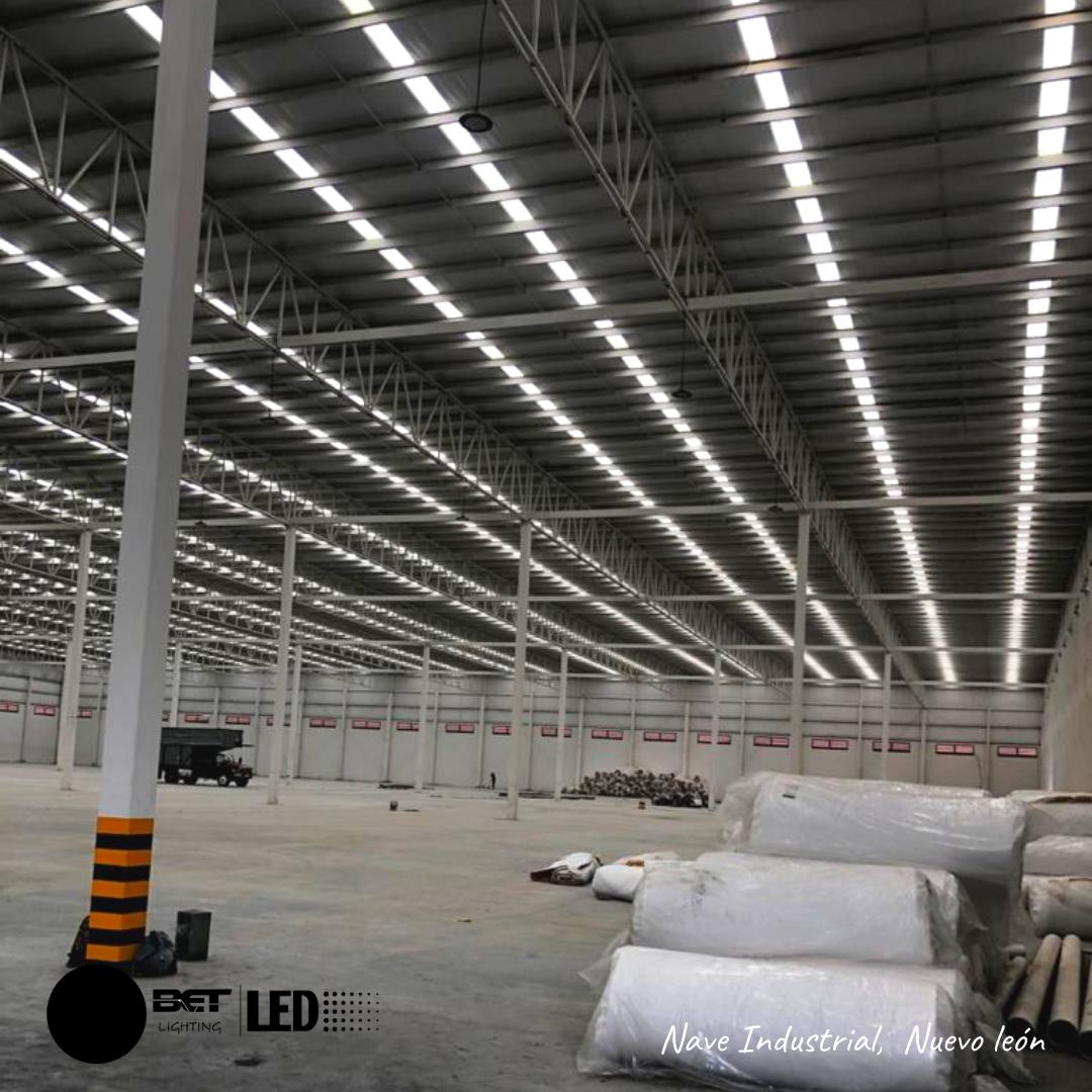 Nave Industrial, Nuevo León