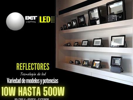 Variedad de Reflectores LED marca Bet lighting