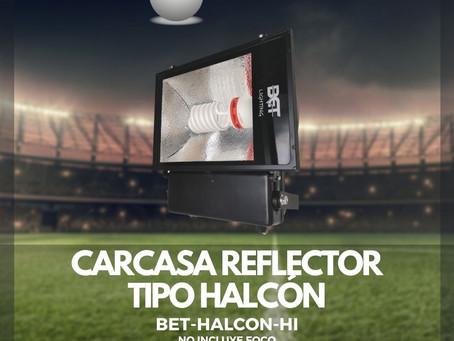 Carcasa Reflector Tipo Halcón Modelo BET-HALCÓN-HI Bet lighting