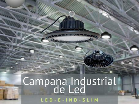 Campana Industrial de led colgante Modelo LED-E-IND Bet lighting