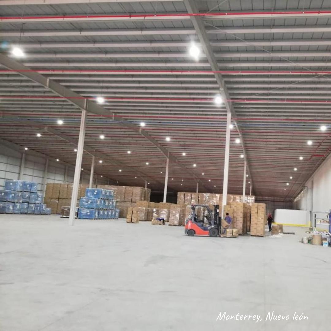 Nave Industrial Monterrey, Nuevo león