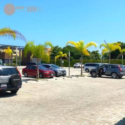 Estacionamiento Hotel ubicado en Nuevo Vallarta.