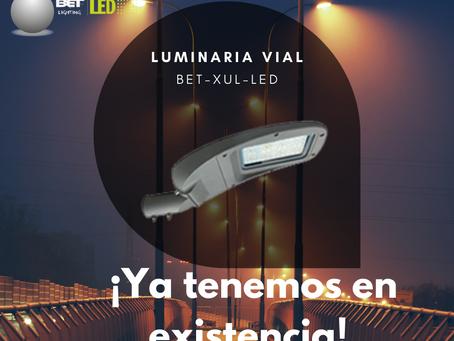 Lampara de led alumbrado público BET-XUL-LED