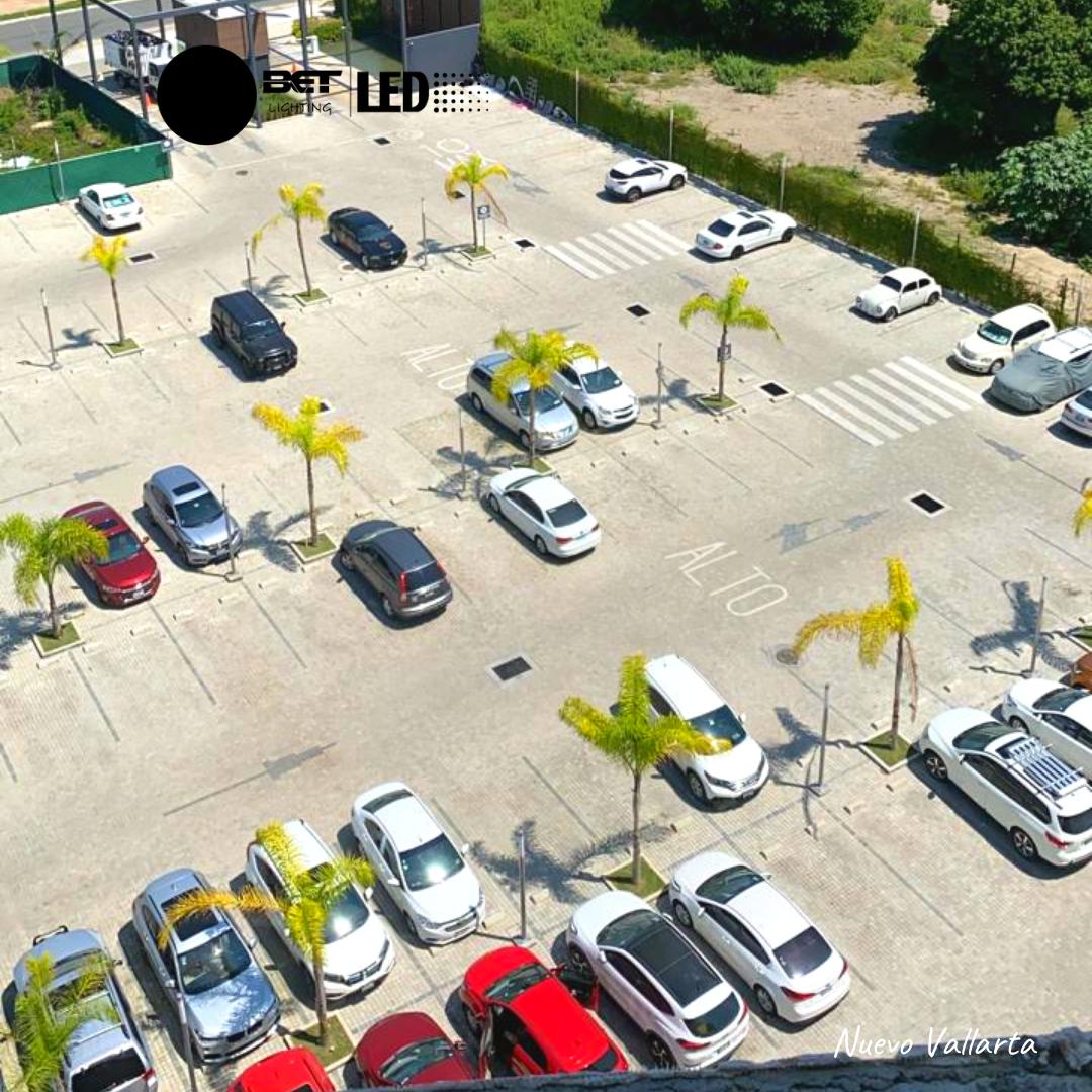 Estacionamiento Nuevo Vallarta